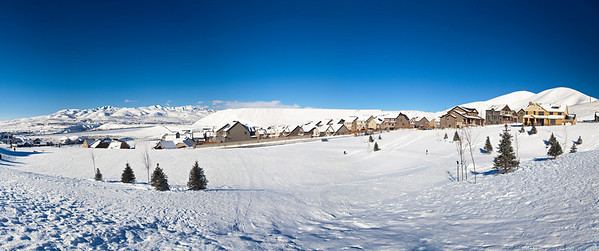 Sledder's Dream (pano)