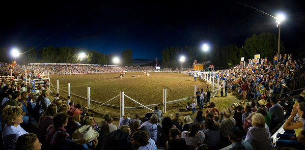 Rodeo Panoramic