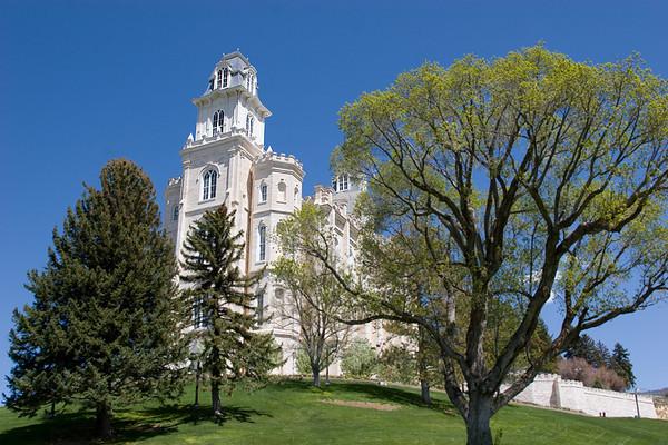 Manti LDS Temple