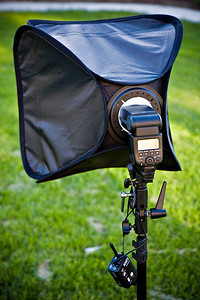 New Speedlight Setup