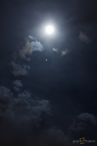 Harvest Moon Sky