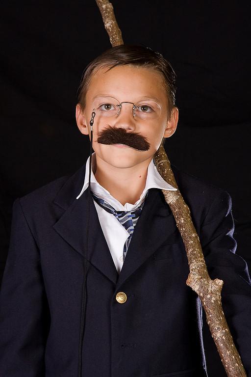 Teddy Roosevelt Halloween