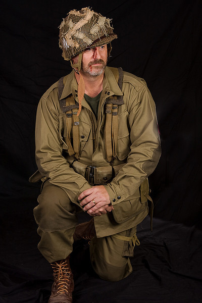 Wounded Soldier Halloween