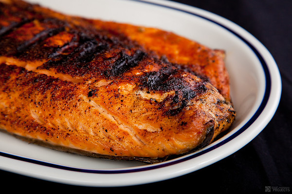 Salmon Chili Rub