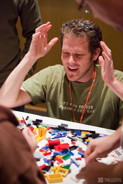 SciFi Lego Competition