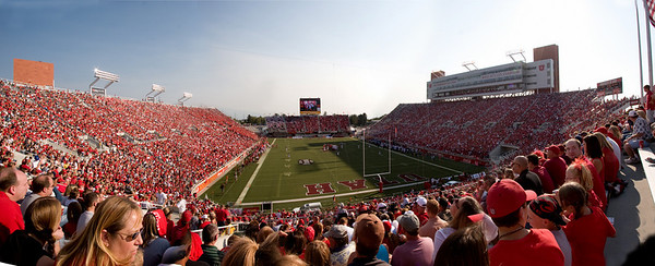 Rice Eccles Stadium Panoramic