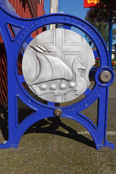Bench Emblem