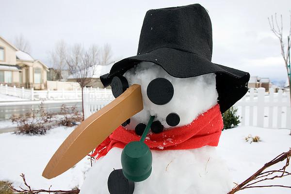 Kit Snowman