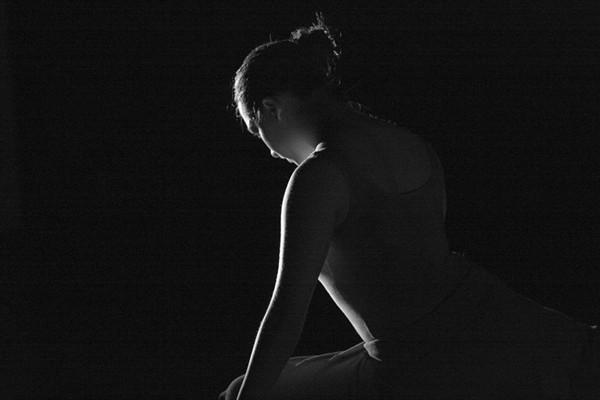 Dancer Silouette