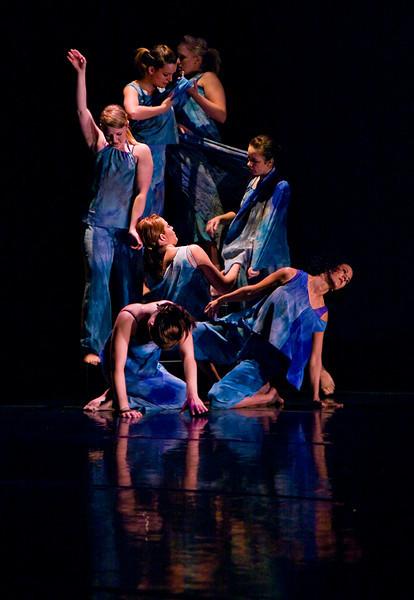 Modern Dance Entanglement