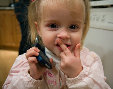 Shh, I'm on the Phone