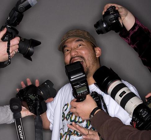 Paparazzi Overload