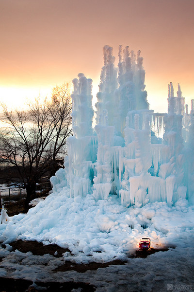 Ice Castle Revisited