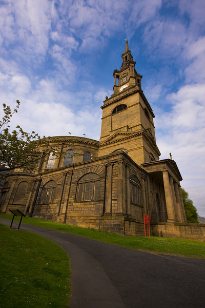 All Saints Church, Newcastle