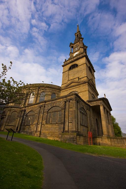 All Saints Church, Newcastle