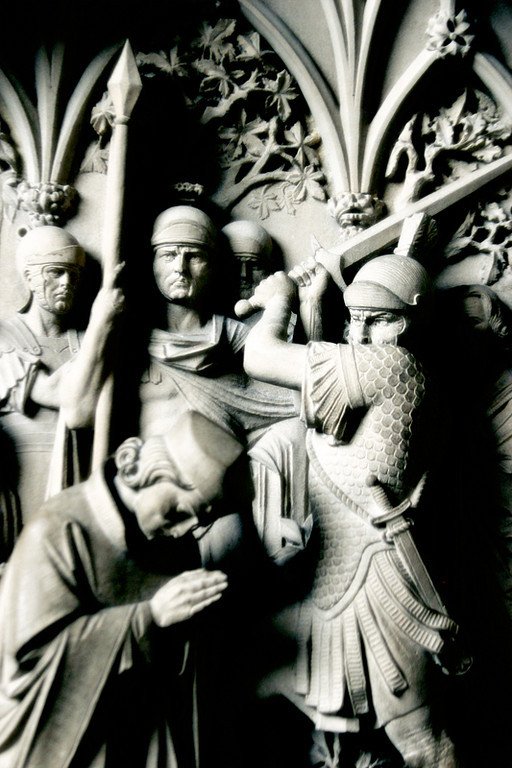 Exeter Cathedral Art
