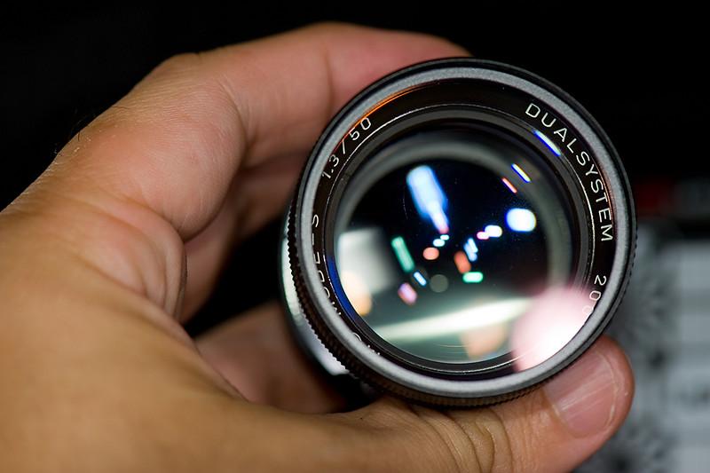 MS Optical R&D MS-Mode-S 50mm f/1.3