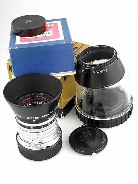 Nikkor-S.C 5cm f/1.4 LTM
