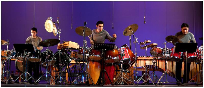Ensamble de Percusiones de Xalapa - Panorámica