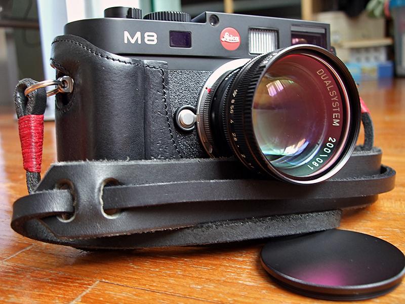 Leica M8, MS Optical R&D MS-Mode-S 50mm f/1.3