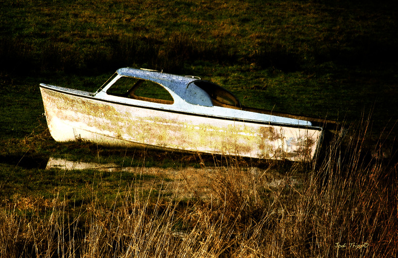 LOST BOAT textured