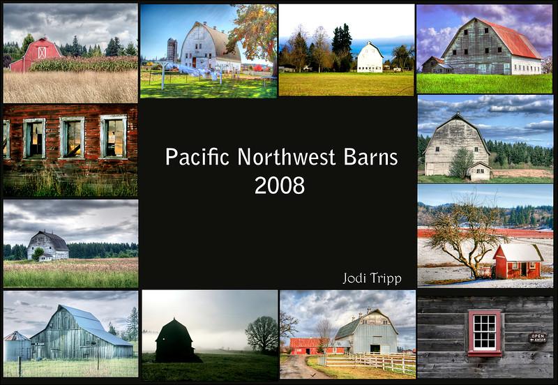 Barn Calendar Cover
