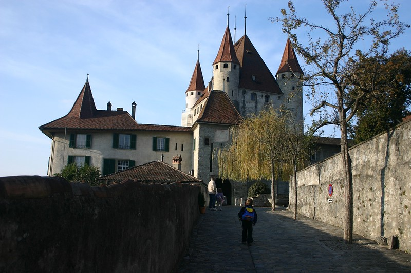 Thun Castle
