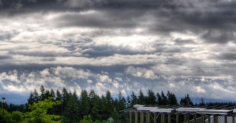 clouds that speak volumes