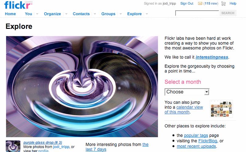 purple glass drop explore