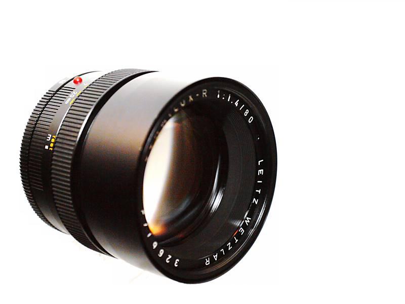 Leica 80mm Summilux-R f/1.4 (F-mount)