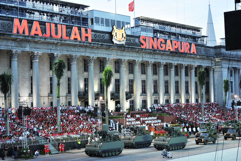 National Day Parade 2010