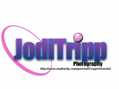 Logo Jodi Tripp with web address
