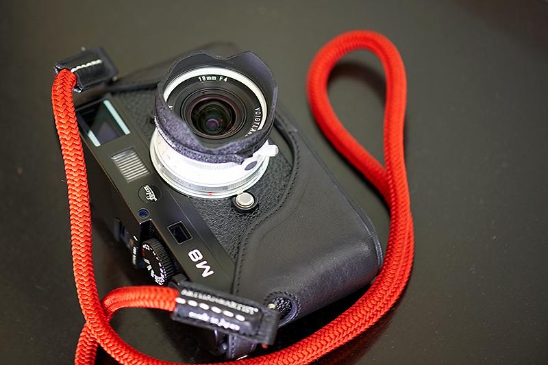 Voigtländer Color-Skopar 18mm f/4 LTM