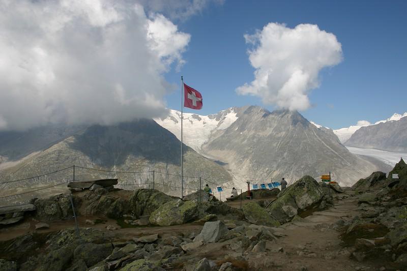 """""""Aletsch Glacier"""""""