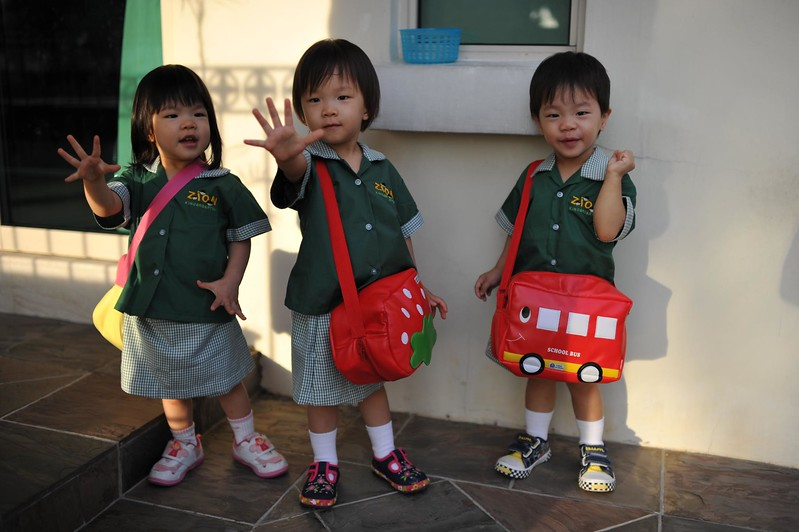 First Day of School 2001