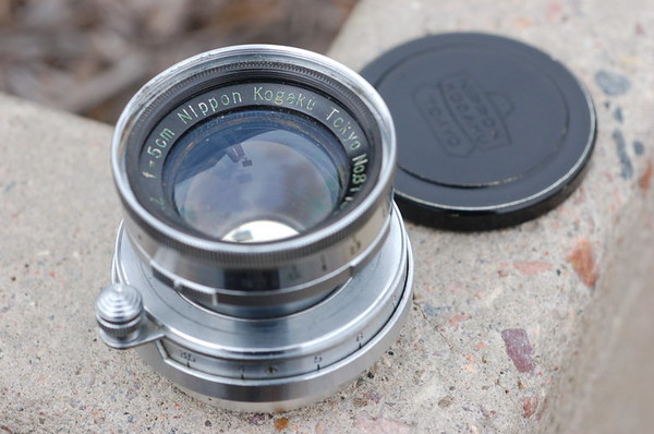 Nikkor-H 5cm f2 (Collapsible)