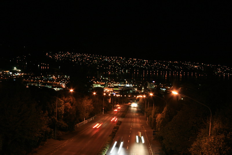 Dunedin at Night