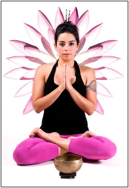 Patricia Armenta - Instructora de Yoga