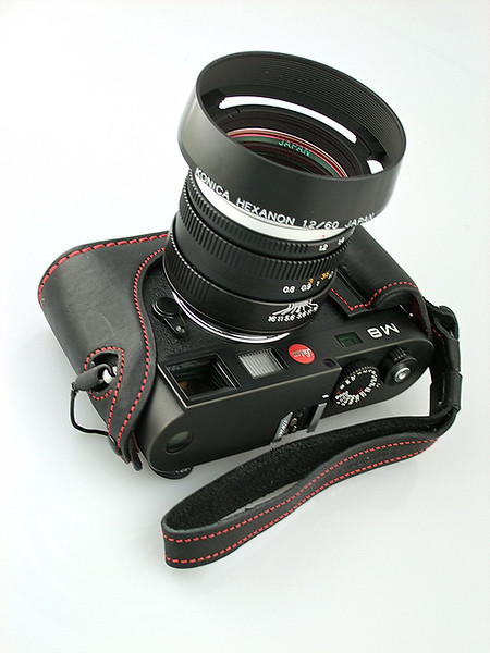 Leica M8, HKonica M-Hexanon 60mm f/1.2