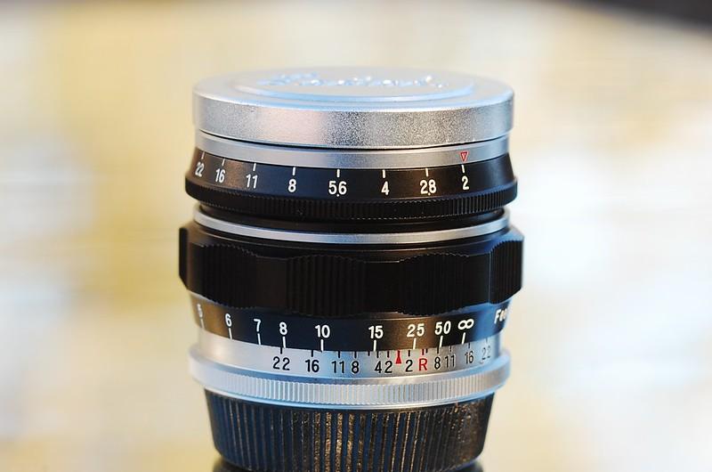 Fuji Photo Film Co. Fujinon 5cm f/2 LTM