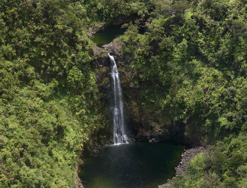 waterfalls Hawaii