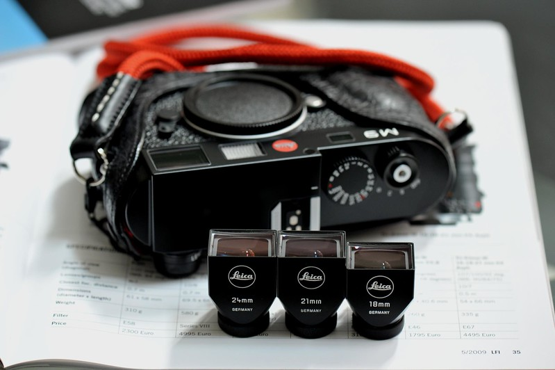 Leica Wide Angle Lenses (Magnificent Seven)