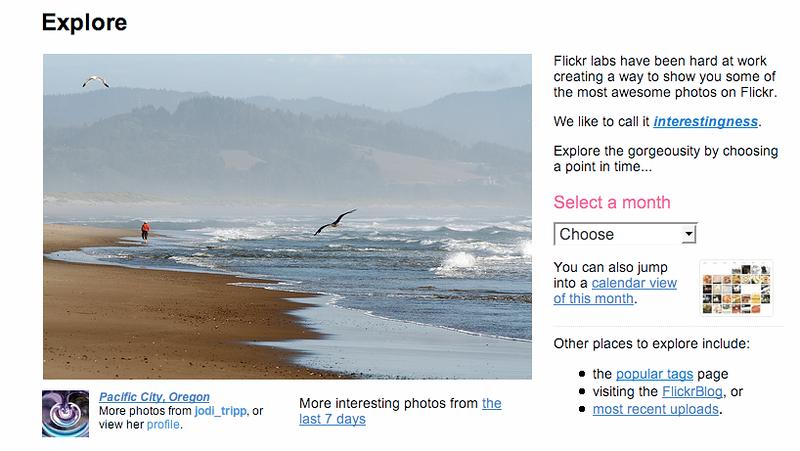 Pacific City, Oregon explore page