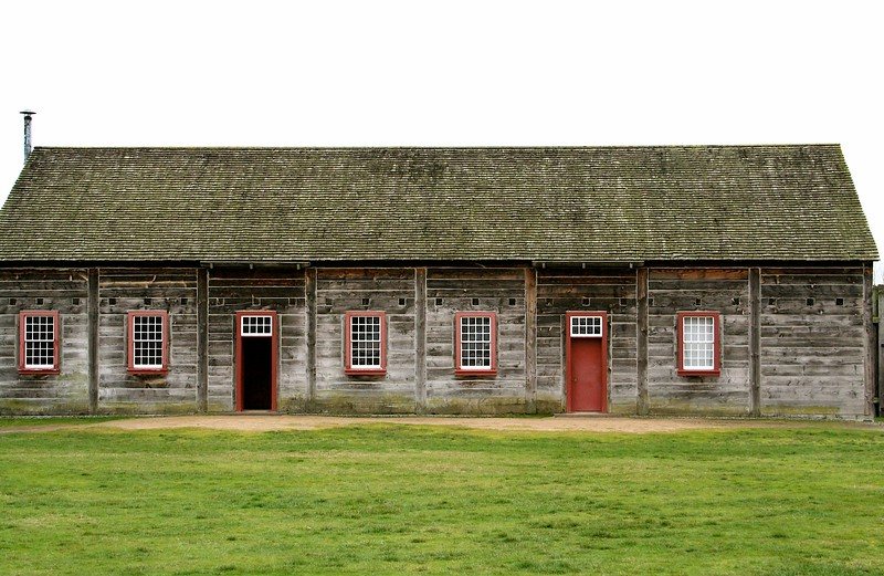 Work Shops at Fort Vancouver