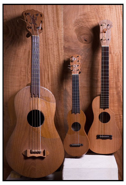 Leona, Jarana Primera y Guitarra de Son de 5 Cuerdas