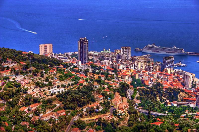 Above Monaco