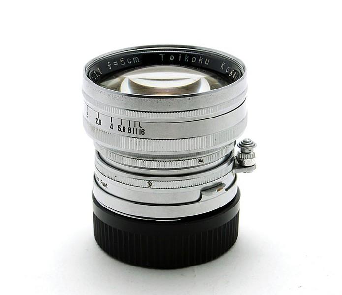 Zunow 5cm f/1.1 LTM