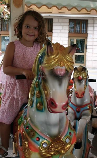 Carousel in Lugano