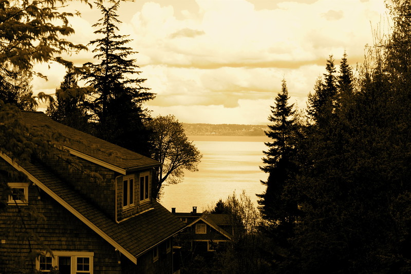 View from Bainbridge Island