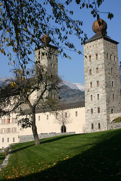 Stockalper's Castle
